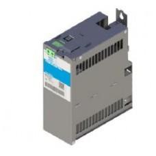 24Vdc Battery holder for N.2 batteries 12V/3.4Ah - without battery, DIN & Wall mount - Model BTH3.4VRLA