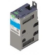 24Vdc Battery holder for N.2 batteries 12V/1.2Ah- without battery, DIN & Wall mount - Model BTH1.2VRLA