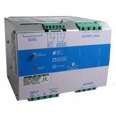 DC-UPS Out 24 Vdc 20A In 115-230-270 Vac - MODbus connection - Model CBI2420A