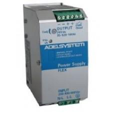 Flex Range Switching Power Supply - Input 230-400-500 Vac  Output 24V dc 5A (2 Phase) - Model FLEX9024B