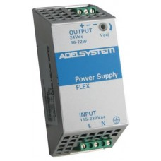 Flex Range Switching Power Supply - Input 115–230 Vac  Output  24 Vdc 3A - Model FLEX6024A