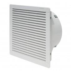 Alfa Electric Model ALFA2610BPB Filter Fan 370 m³/h - 115V-50/60Hz