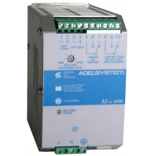 DC-UPS Out 24 Vdc 5A In 115-230-270 Vac, no NiCd battery, with Temperature Compensation - CBI245A