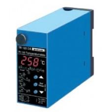 Model TR122D Temperature Relays for Pt 100-Sensors, 1 Sensor, Digital Display, 2 adjustable limits, 2 output relays, NO ANALOGUE OUTPUT (Ordering Code T224127)