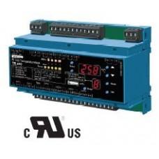 Pt 100-Temperature Relay TR400, 4 Sensors, 4 Limits, digital, 2 analogue outputs (Ordering Code T224380)