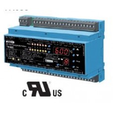 Pt 100-Temperature Relay Model TR600, RS485, 6 Sensors, 6 Limits, Digital Display, easy programming (Ordering Code T224361)