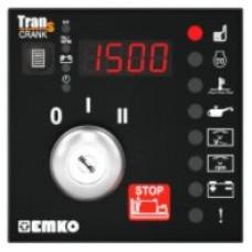 Emko Trans-CRANK - Manual Start Unit with Key Switch