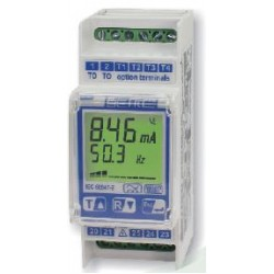 Digital Earth Leakage Relays - Type A-F - TRMS (8)